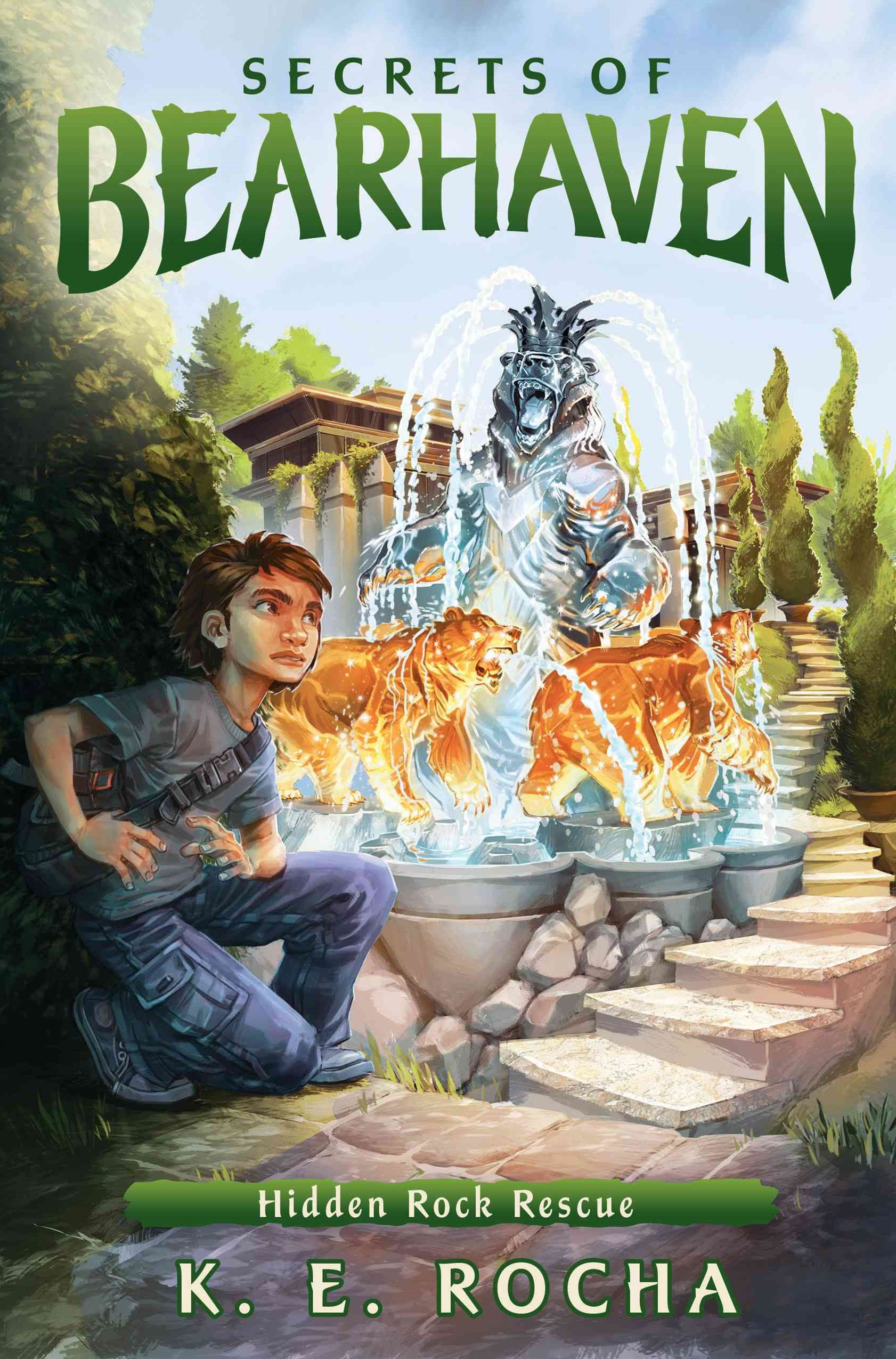 Hidden Rock Rescue (Secrets of Bearhaven #3)