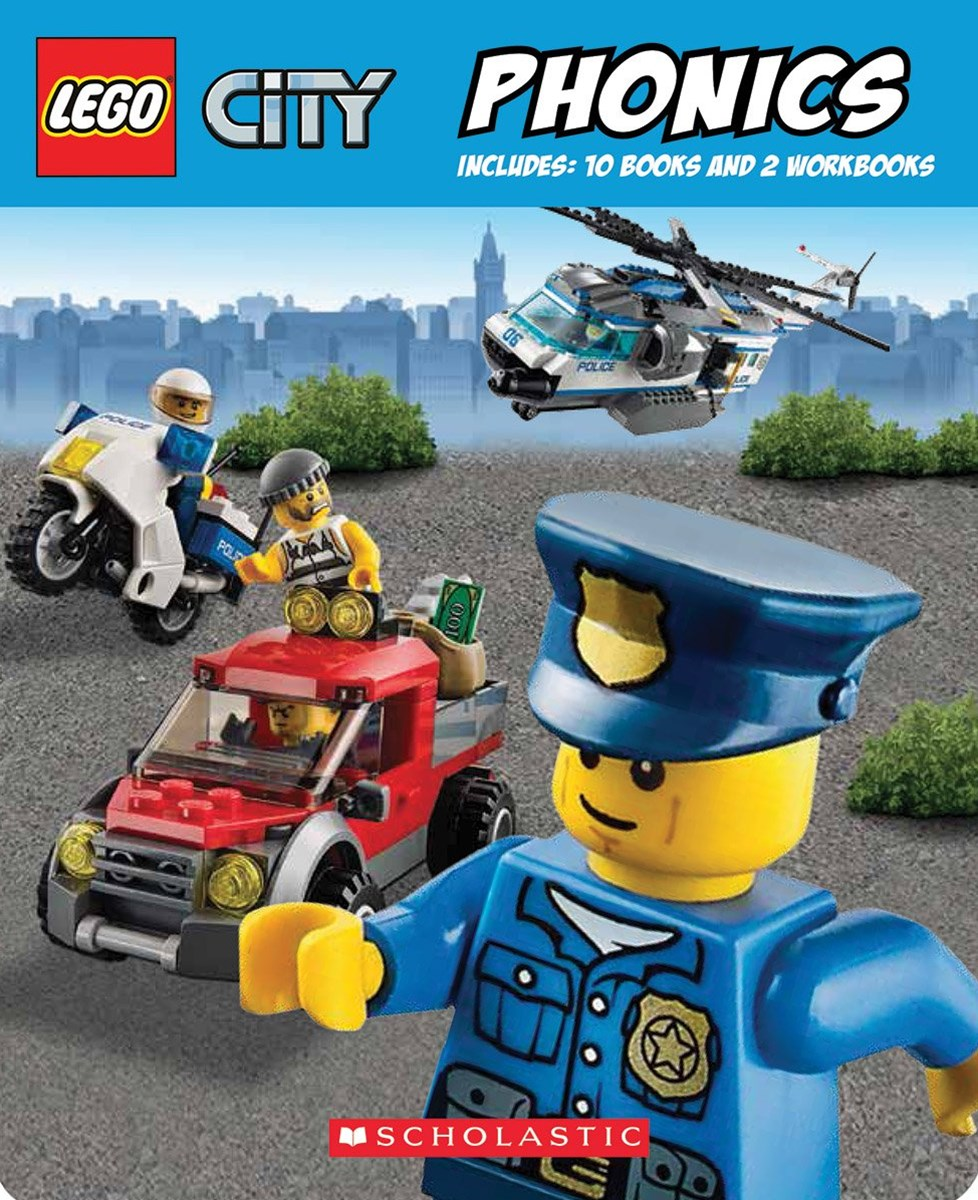 Phonics Boxed Set (LEGO City)