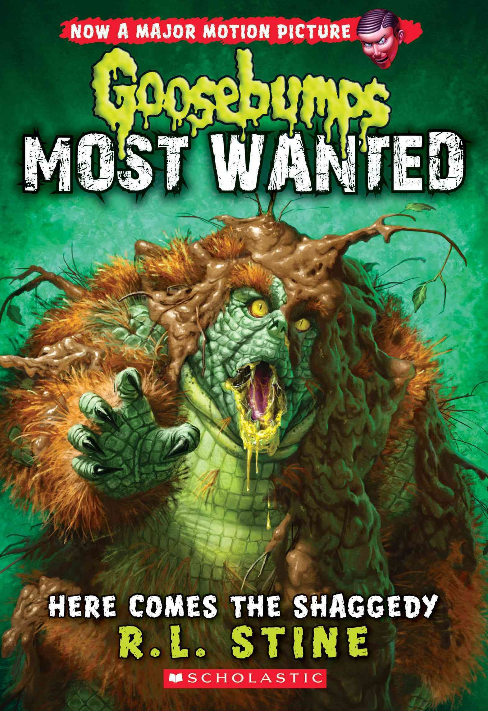 Goosebumps Most Wanted: #9 Here Comes the Shaggedy