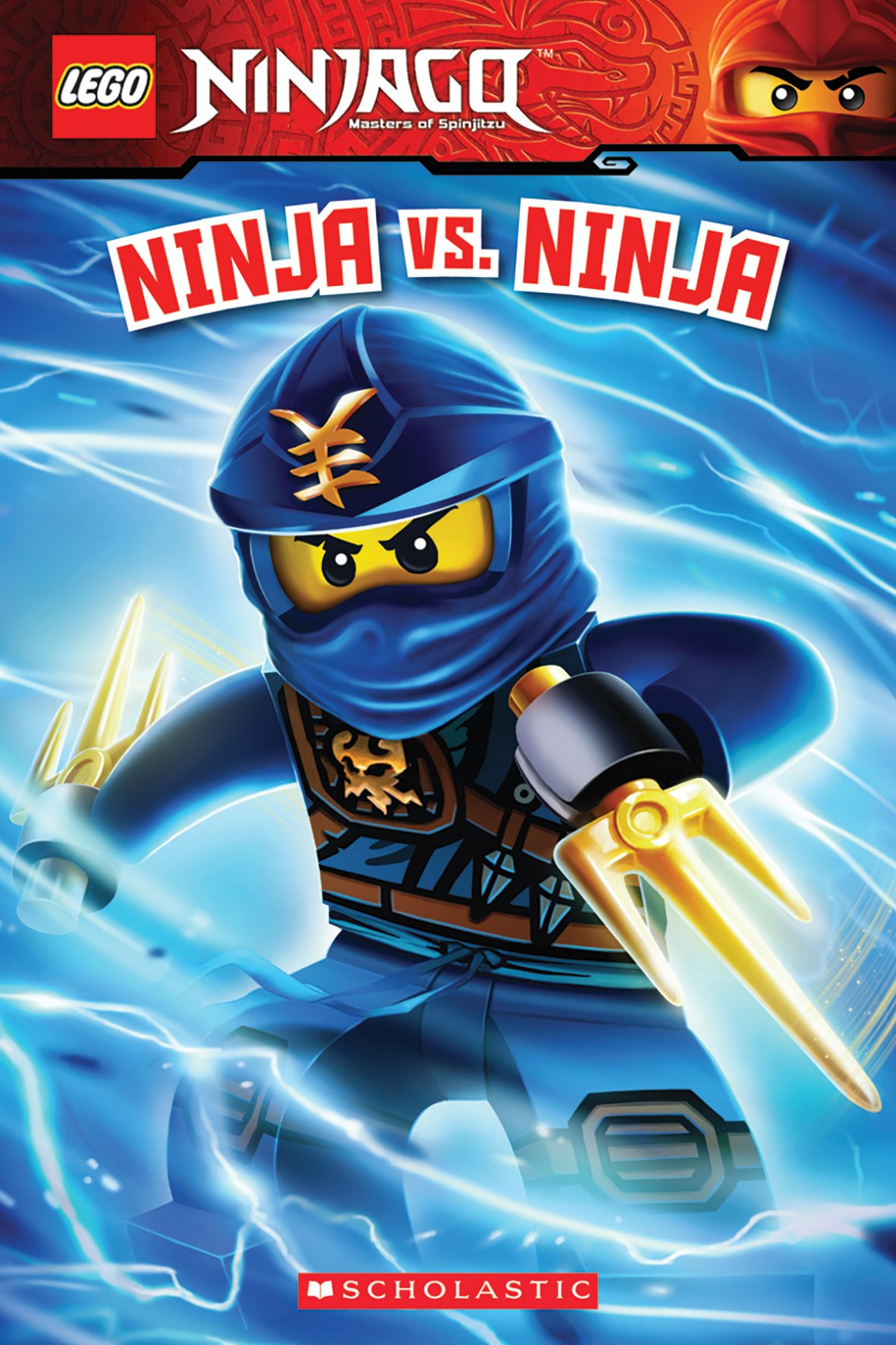 Lego Ninjago Reader #12: Ninja vs Ninja No Level