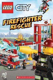 Lego City: Firefighter Rescue No Level by Trey King, Kenny Kiernan (9780545825559) - PaperBack - Children's Fiction Early Readers (0-4)
