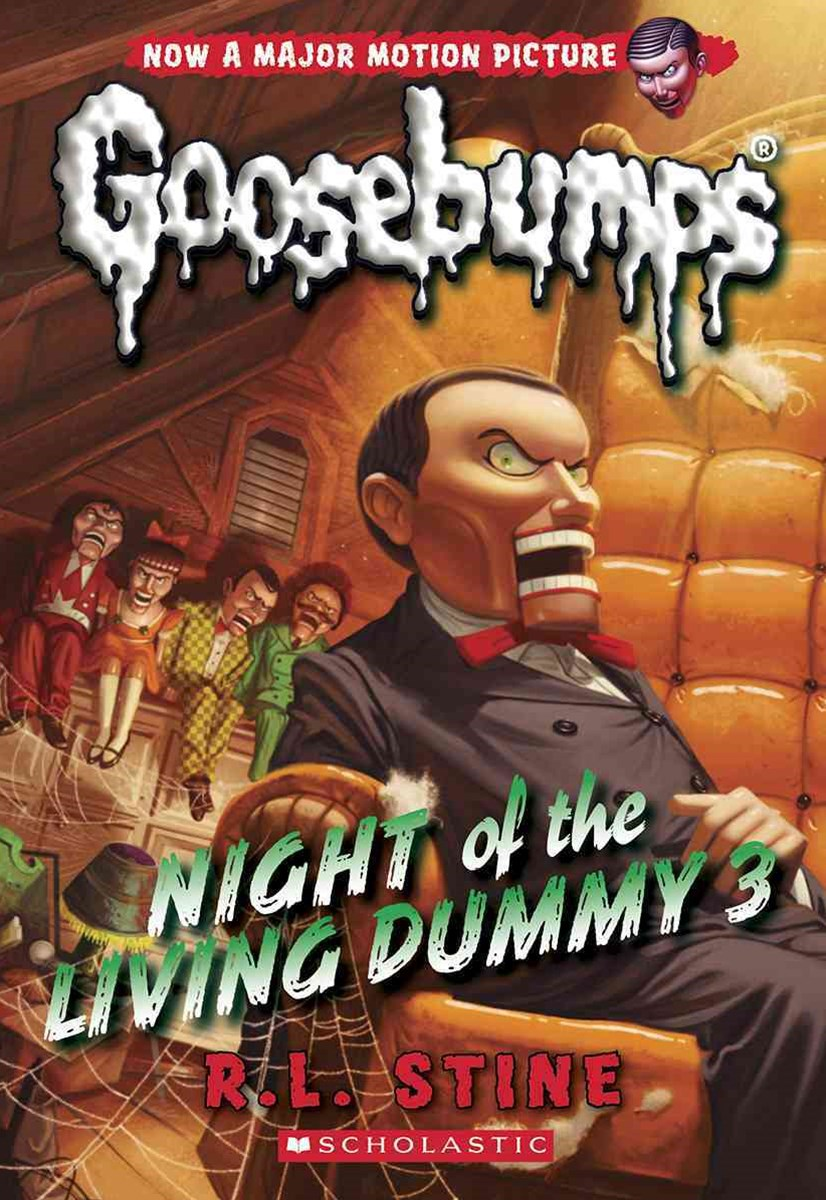 Night of the Living Dummy 3 (Goosebumps Classic Book 26)