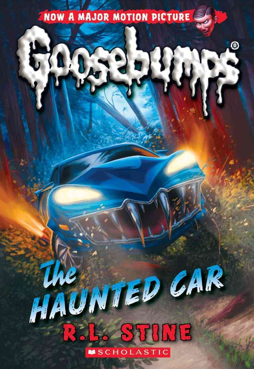 The Haunted Car (Goosebumps Classic Book 30)