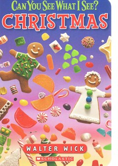 Christmas Board Book (Can You See What I See?)