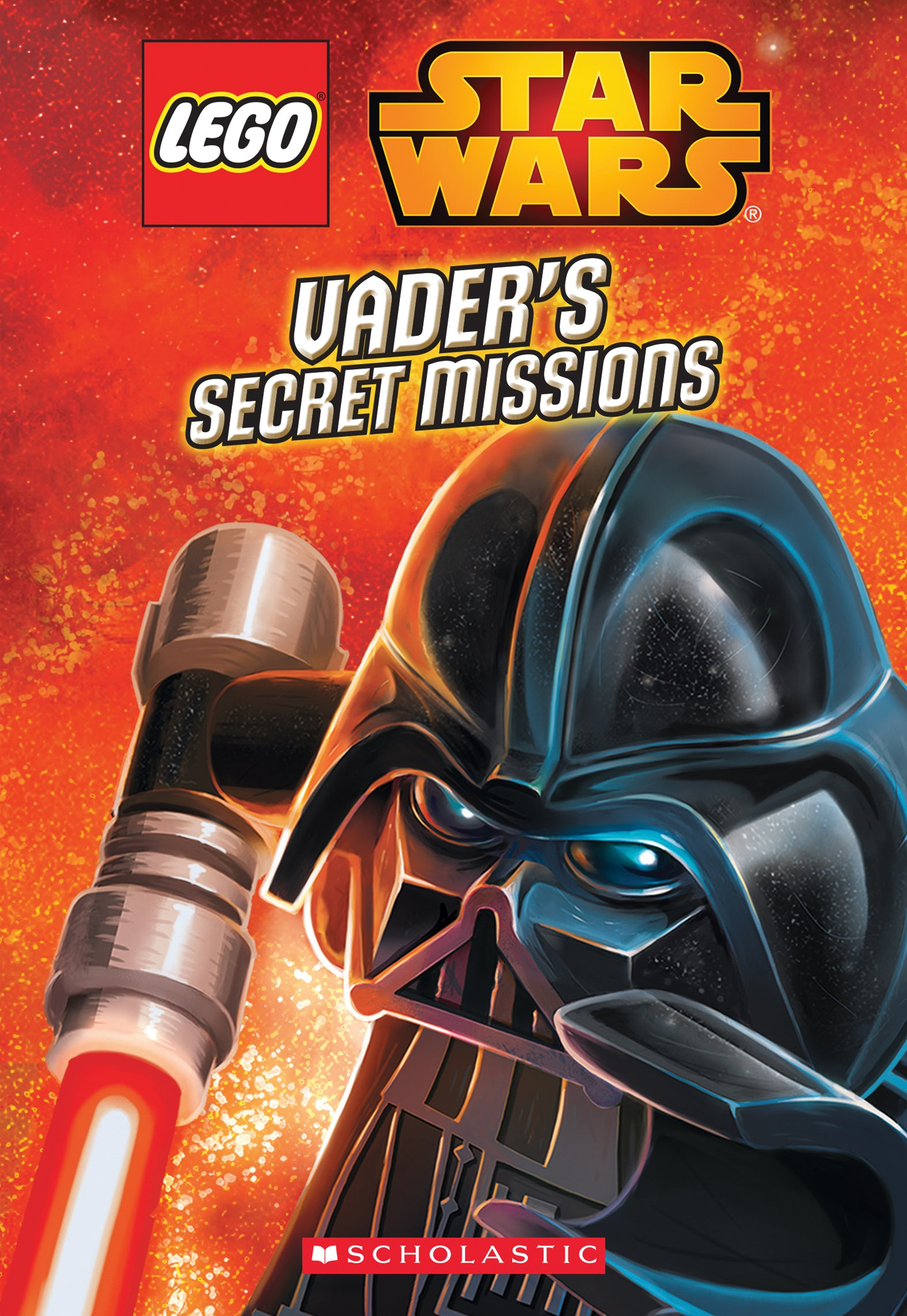LEGO Star Wars: #2 Vader's Secret Missions
