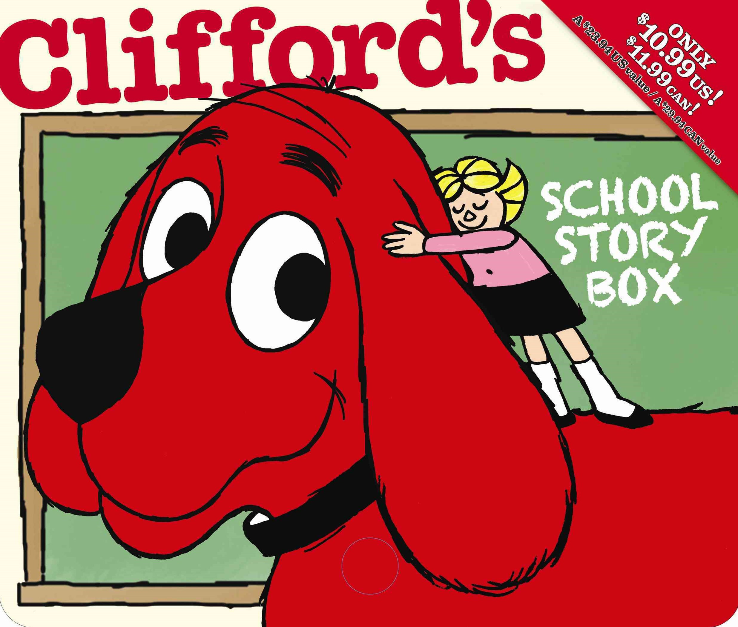 Clifford's School Story Box