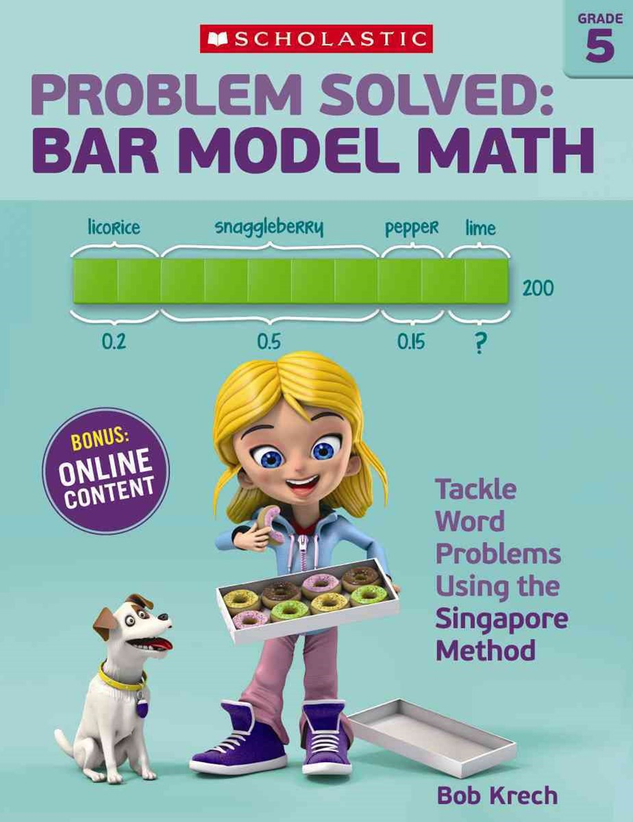 Problem Solved: Bar Model Math Grade 5