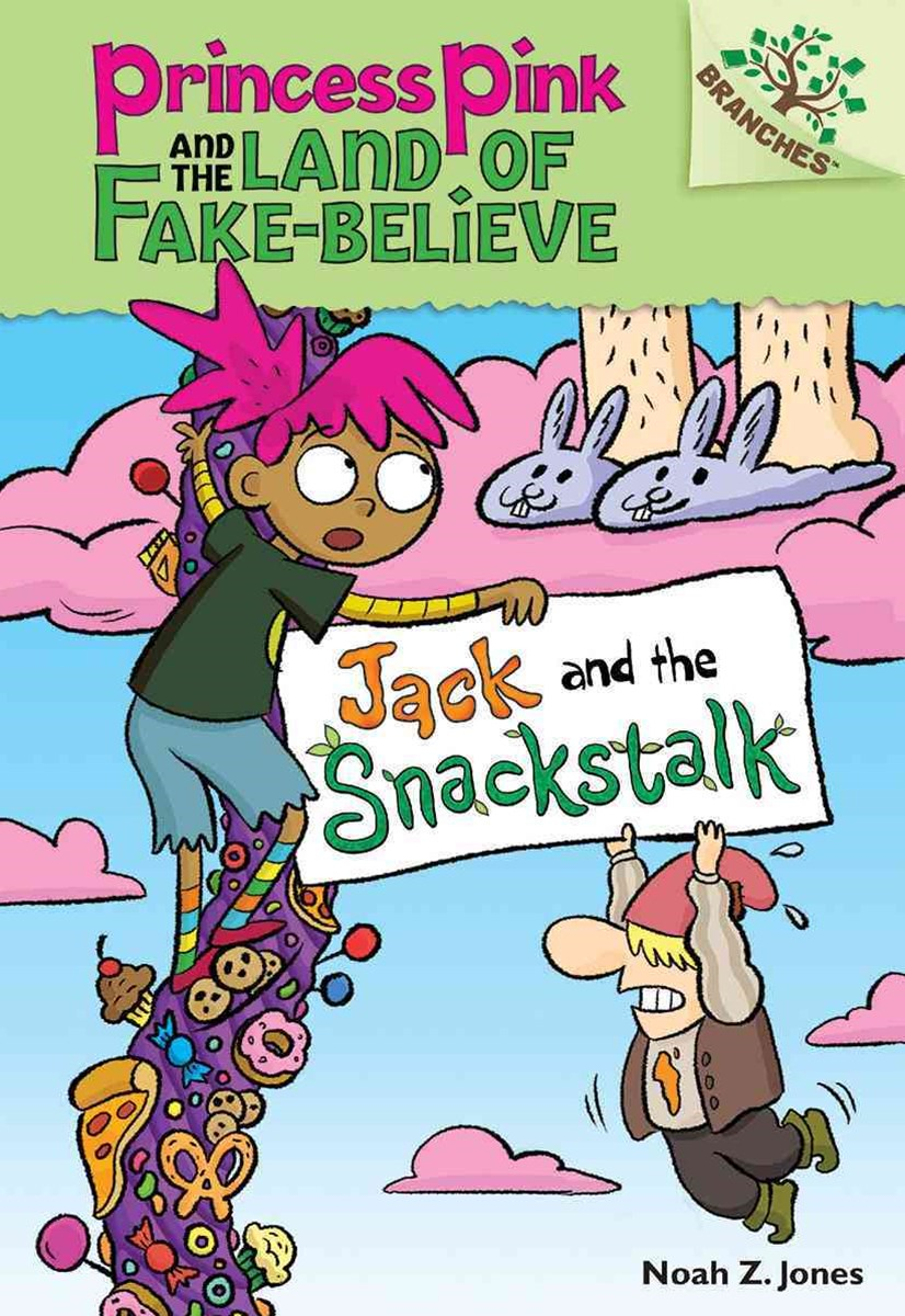 Jack and the Snackstalk