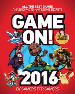 Game On! 2016 by Scholastic Inc. (9780545850315) - PaperBack - Non-Fiction Art & Activity