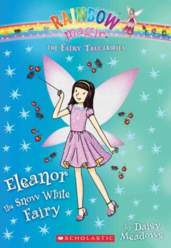 Eleanor the Snow White Fairy