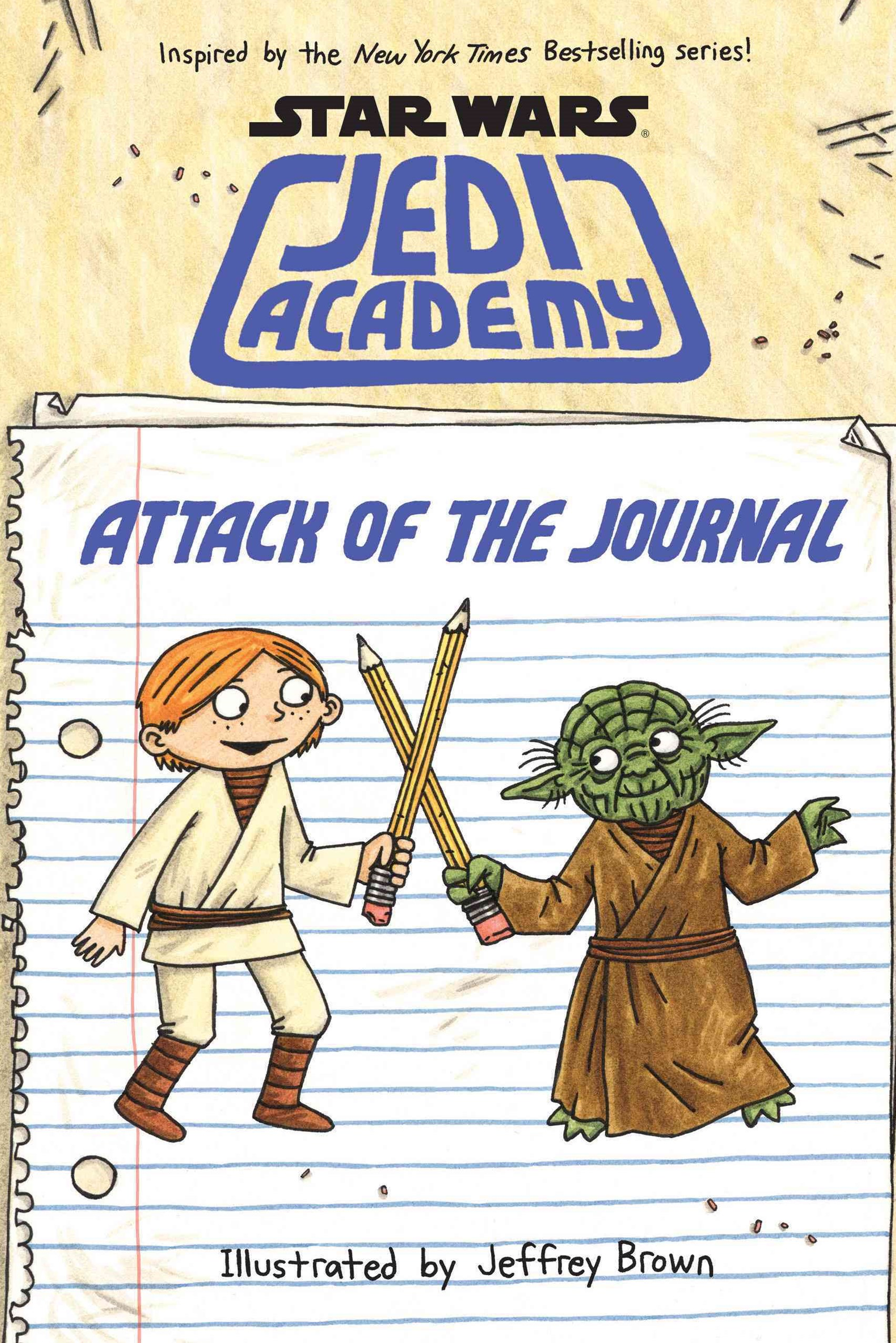 Jedi Academy Journal (Star Wars: Jedi Academy)