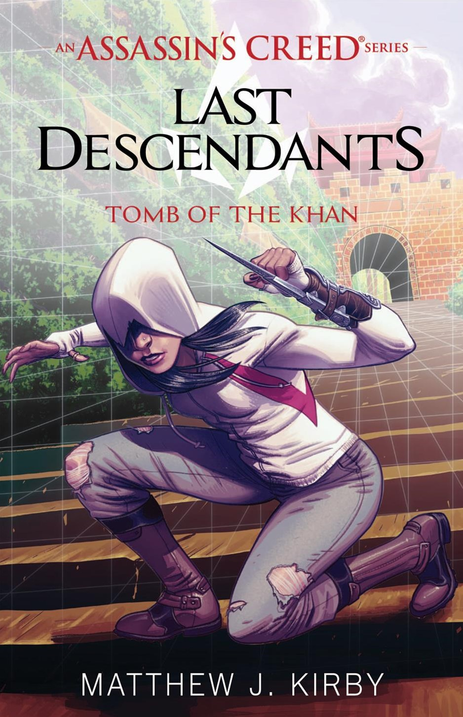 Assassin's Creed: Last Descendants #2: Tomb of the Khan