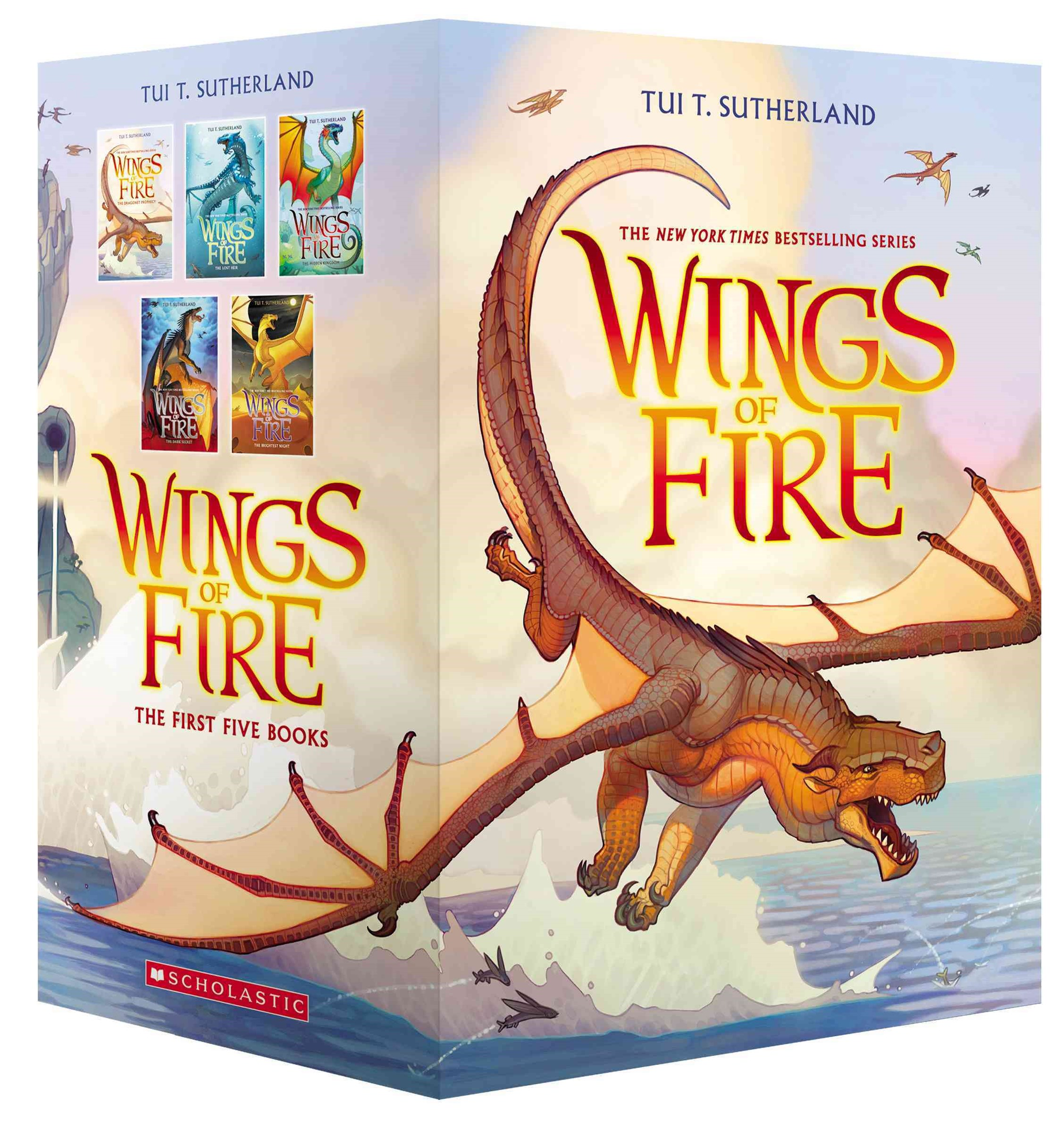 Wings of Fire Boxset