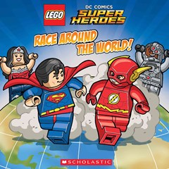 LEGO DC Comics Super Heroes: Race Around the World