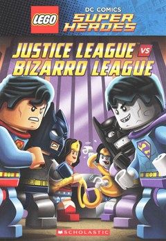 Lego DC Super Heroes: Justice League vs Bizarro League No Level