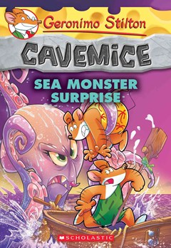 Geronimo Stilton Cavemice: #11 Sea Monster Surprise
