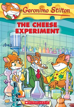 Geronimo Stilton: #63 Cheese Experiment