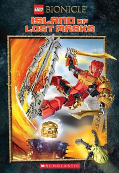 LEGO Bionicle Chapter Book: #1 Island of Lost Masks
