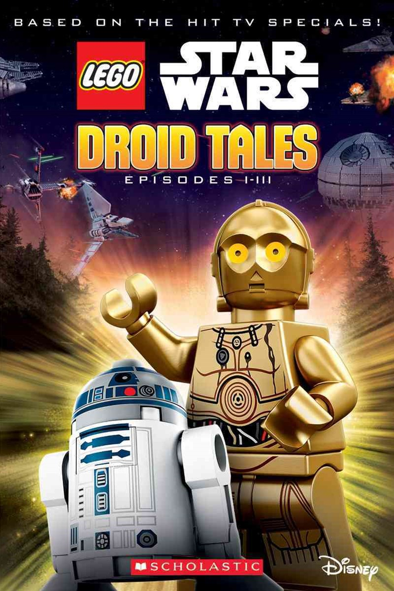 Lego Star Wars Reader #1: Droid Tales Episodes I-III No Level