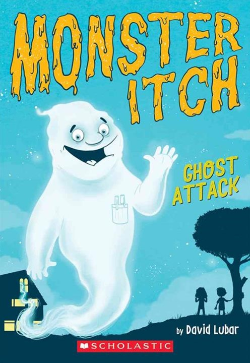 Ghost Attack (Monster Itch #1)