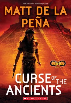 Curse of the Ancients (Infinity Ring, Book 4)
