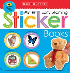 Sticker Activity Box