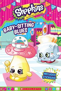 Shopkins: Baby-sitting Blues