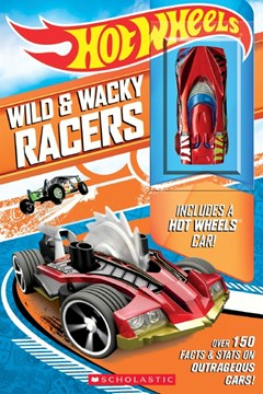 Hot Wheels Handbook: #3 Wild & Wacky Racers