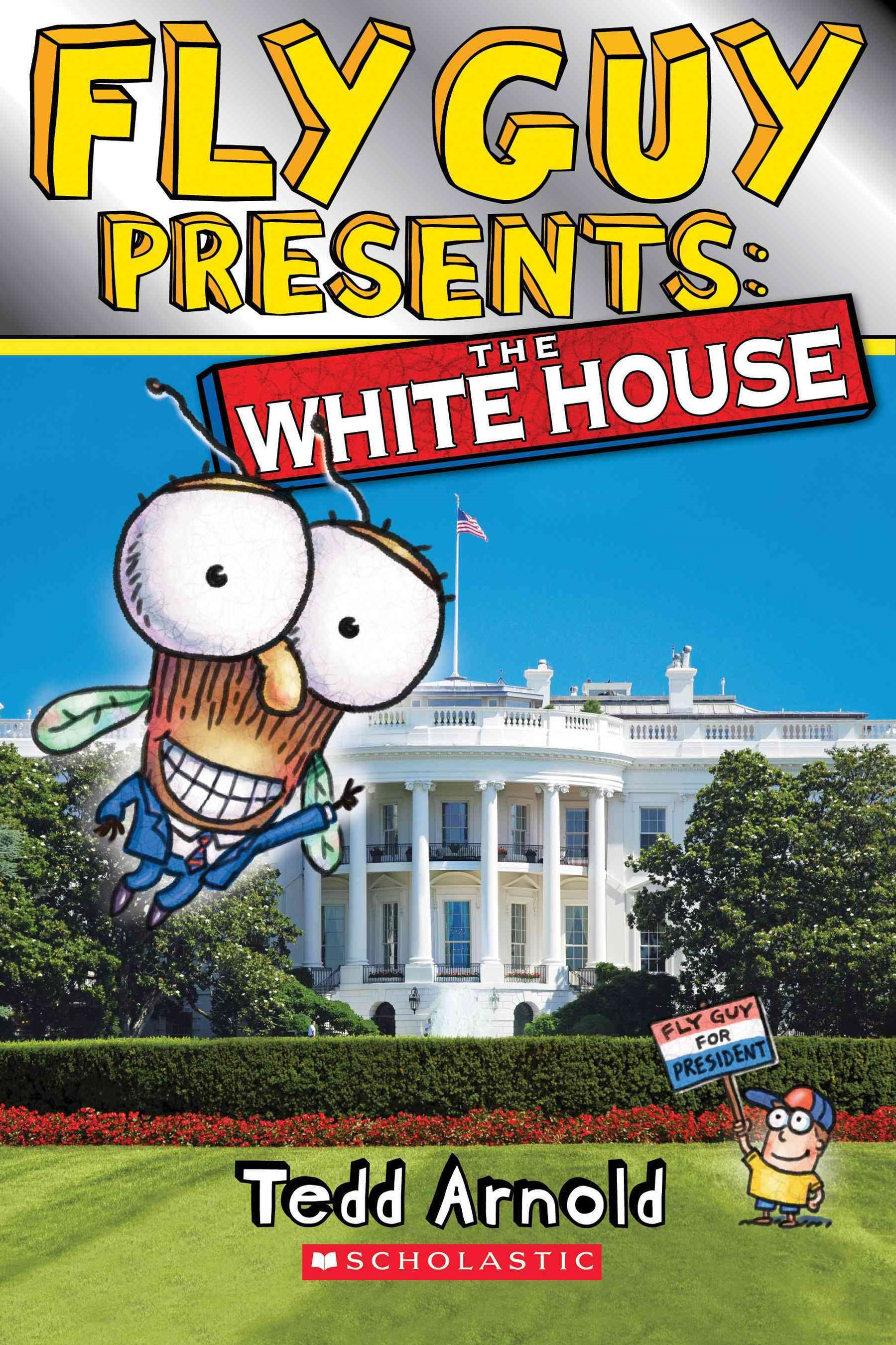 Fly Guy Presents - The White House