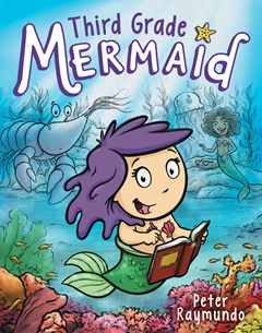 Third Grade Mermaid