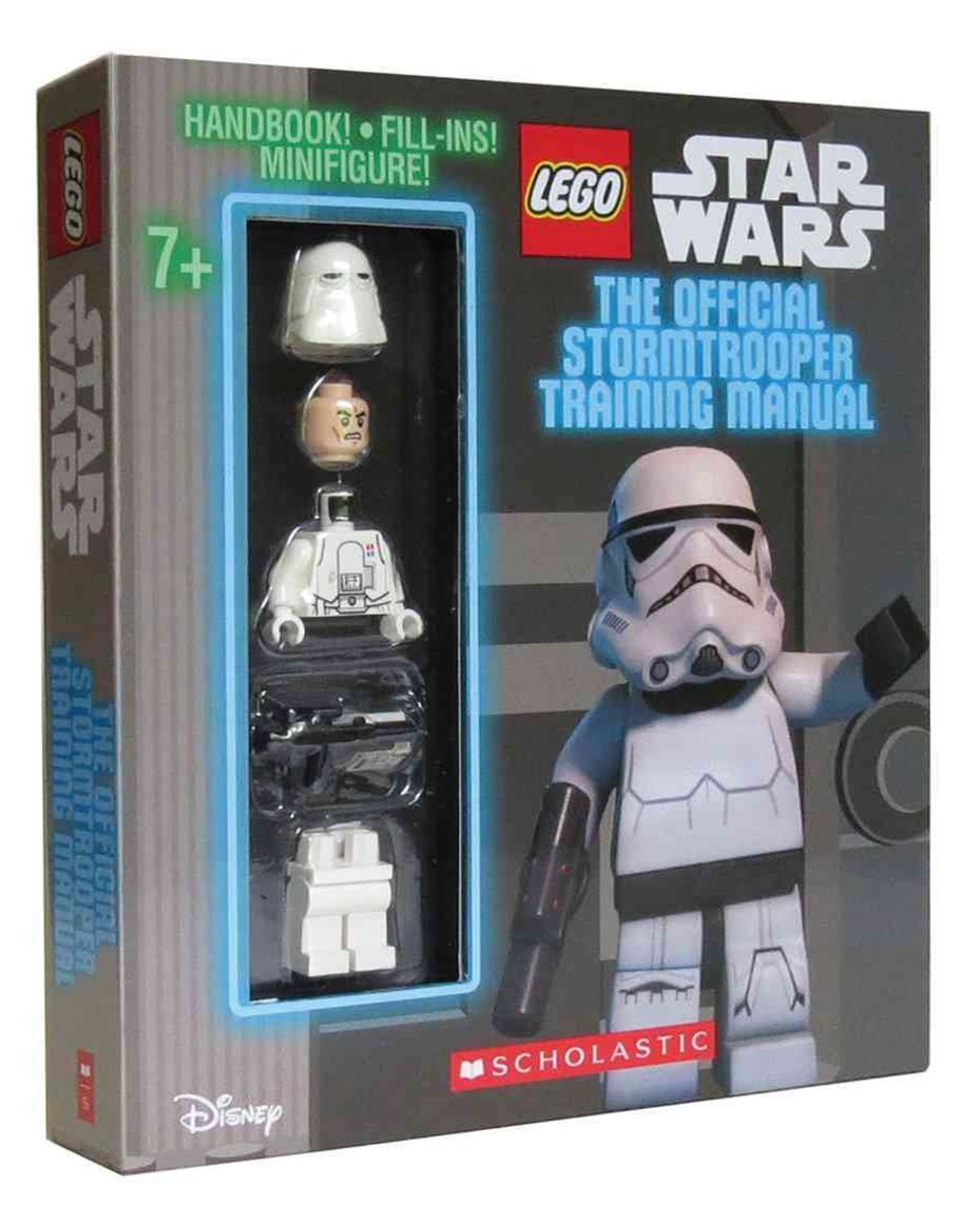 LEGO Star Wars: Official Stormtrooper Training Manual