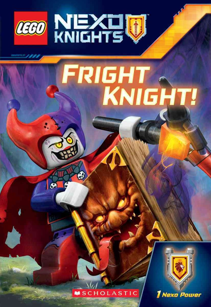 Lego Nexo Knights: #2 Fright Knight Chapter Book