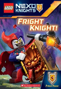 Lego Nexo Knights: #2 Fright Knight Chapter Book by Kate Howard, Kate Howard (9780545925556) - PaperBack - Education