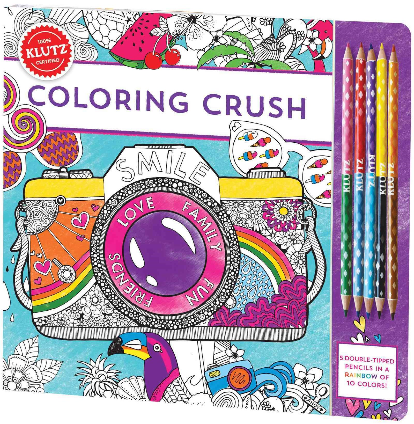 Colouring Crush