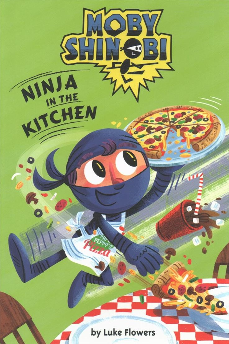 Ninja in the Kitchen