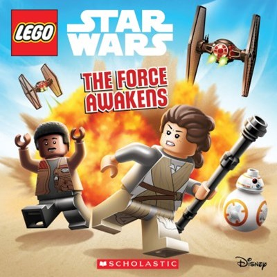 LEGO Star Wars: #5 Force Awakens (Episode VII) 8x8
