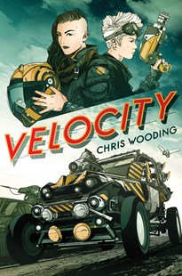 Velocity by Chris Wooding (9780545944946) - HardCover - Young Adult Contemporary