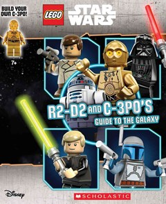 LEGO Star Wars: R2-D2 and C-3p0