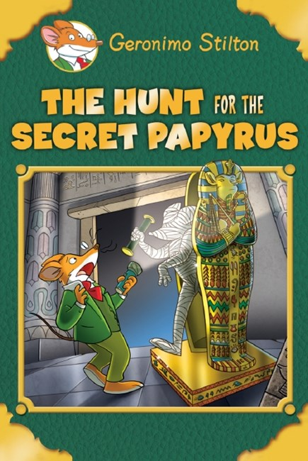 Geronimo Stilton SE: The Hunt for the Secret Papyrus