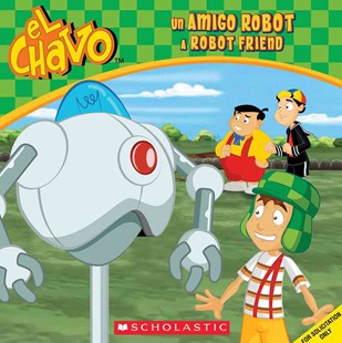 Un Amigo Robot by Maria Dominguez, Juan Pablo Lombana, Sonia Sander (9780545949552) - PaperBack - Children's Fiction Intermediate (5-7)