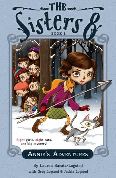 Sisters Eight Book 1: Annie's Adventures