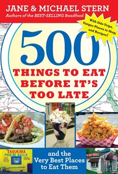 500 Things to Eat Before It