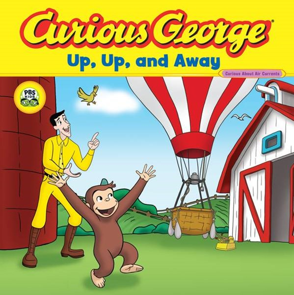 Curious George Up, Up, and Away Cg Tv