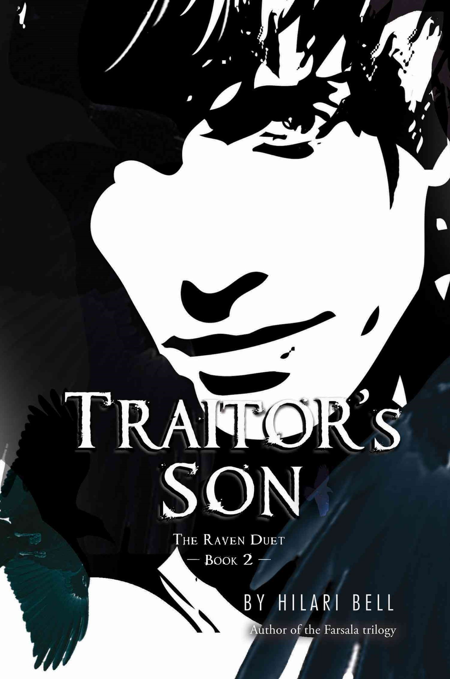 Traitor's Son: The Raven Duet Book 2