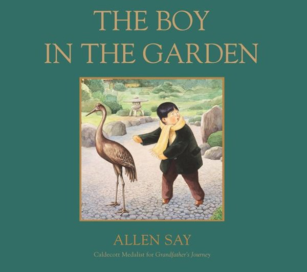 Boy in the Garden