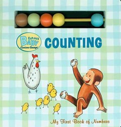 Curious Baby Counting (curious George Board Book With Beads)