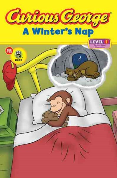 Curious George A Winter's Nap (CGTV Reader) L 1
