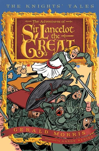 Adventures of Sir Lancelot the Great Book 1