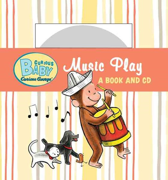 Curious Baby Music Play (curious George Board Book & Cd)