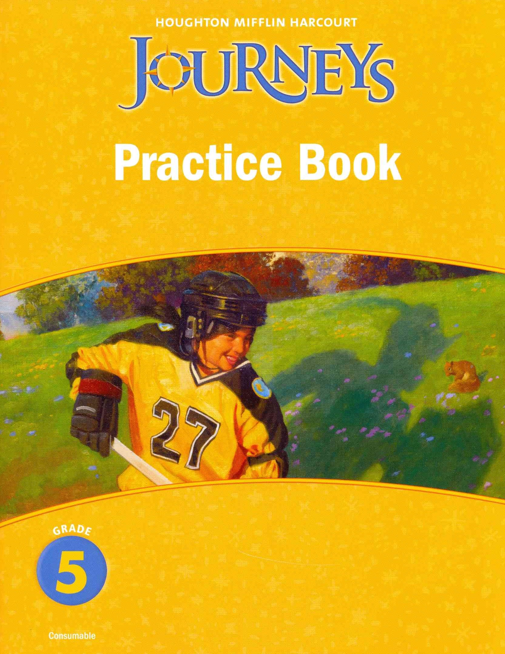 Journeys - Practice Book